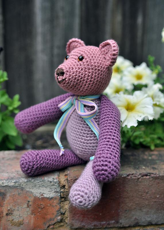 Priscilla Bear 25sml