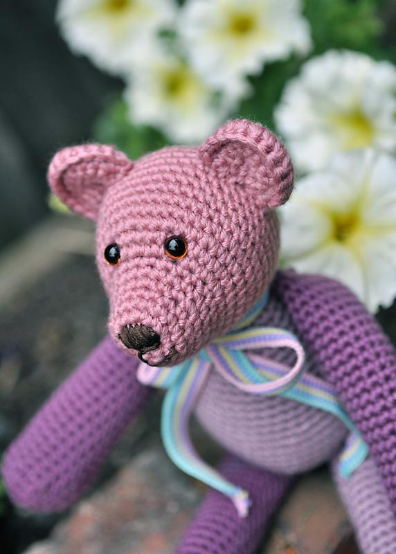 Priscilla Bear 26sml